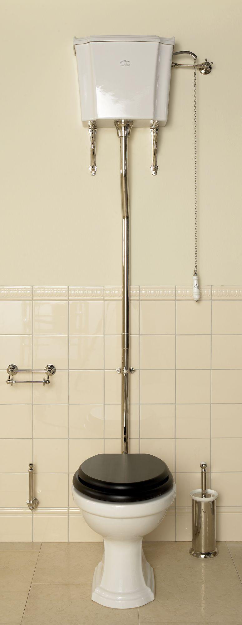 richmond wc mit hochh ngendem sp lkasten traditional bathrooms badezimmereinrichtungen. Black Bedroom Furniture Sets. Home Design Ideas