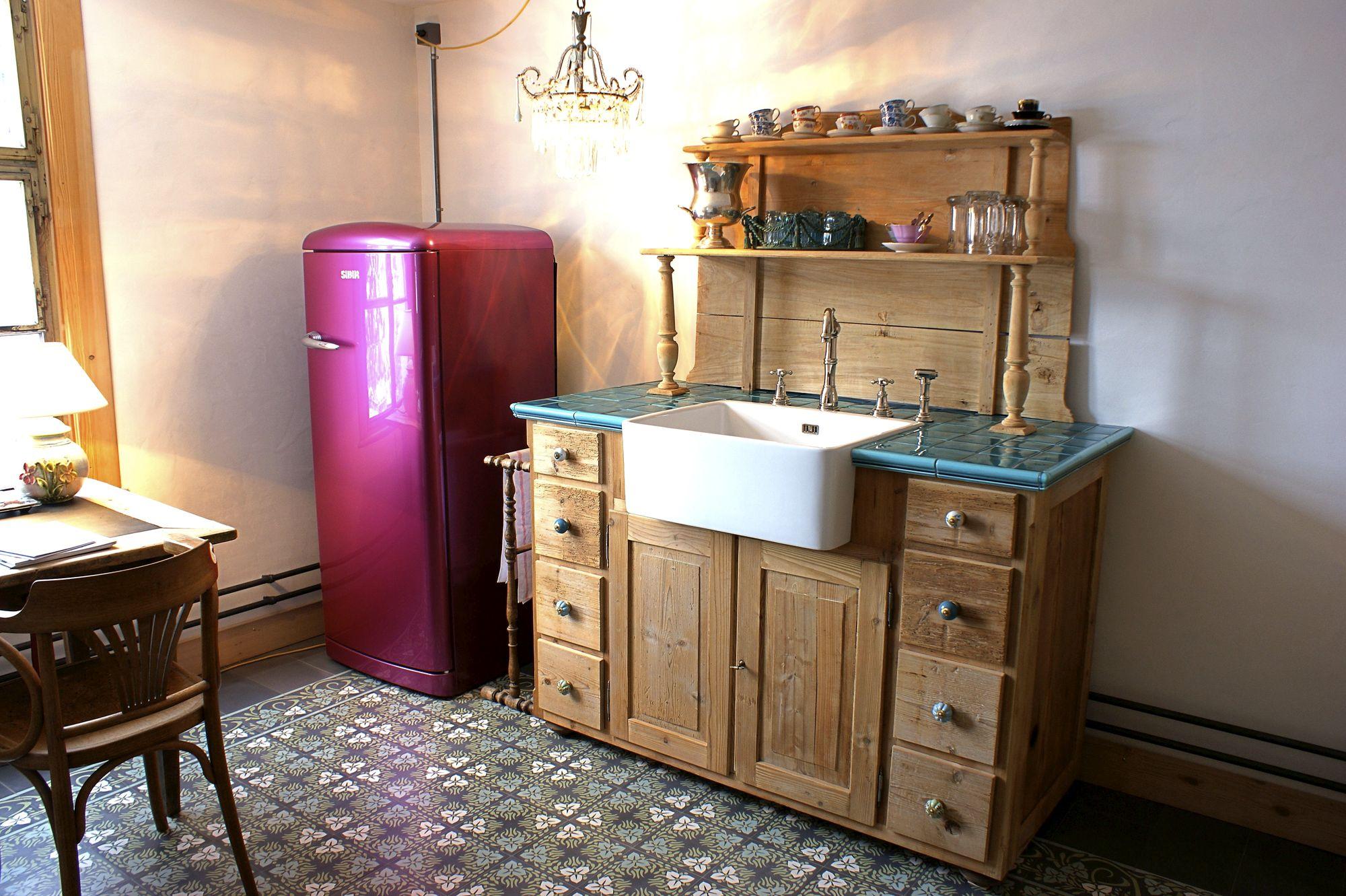 Küchenspüle SINGLE BUTLER aus Keramik in weiss – TRADITIONAL BATHROOMS
