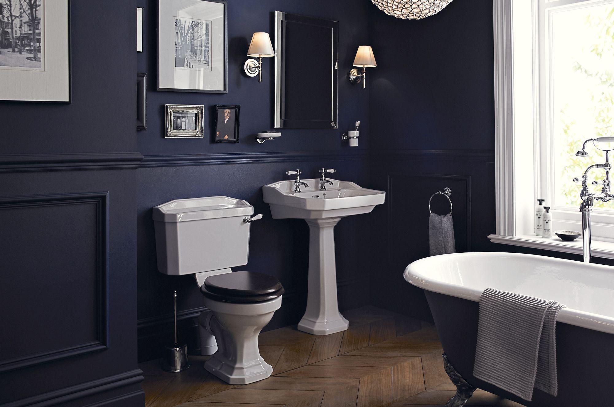 granley suite – traditional bathrooms - badezimmereinrichtungen