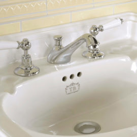 Traditionelle Badezimmer Armatur