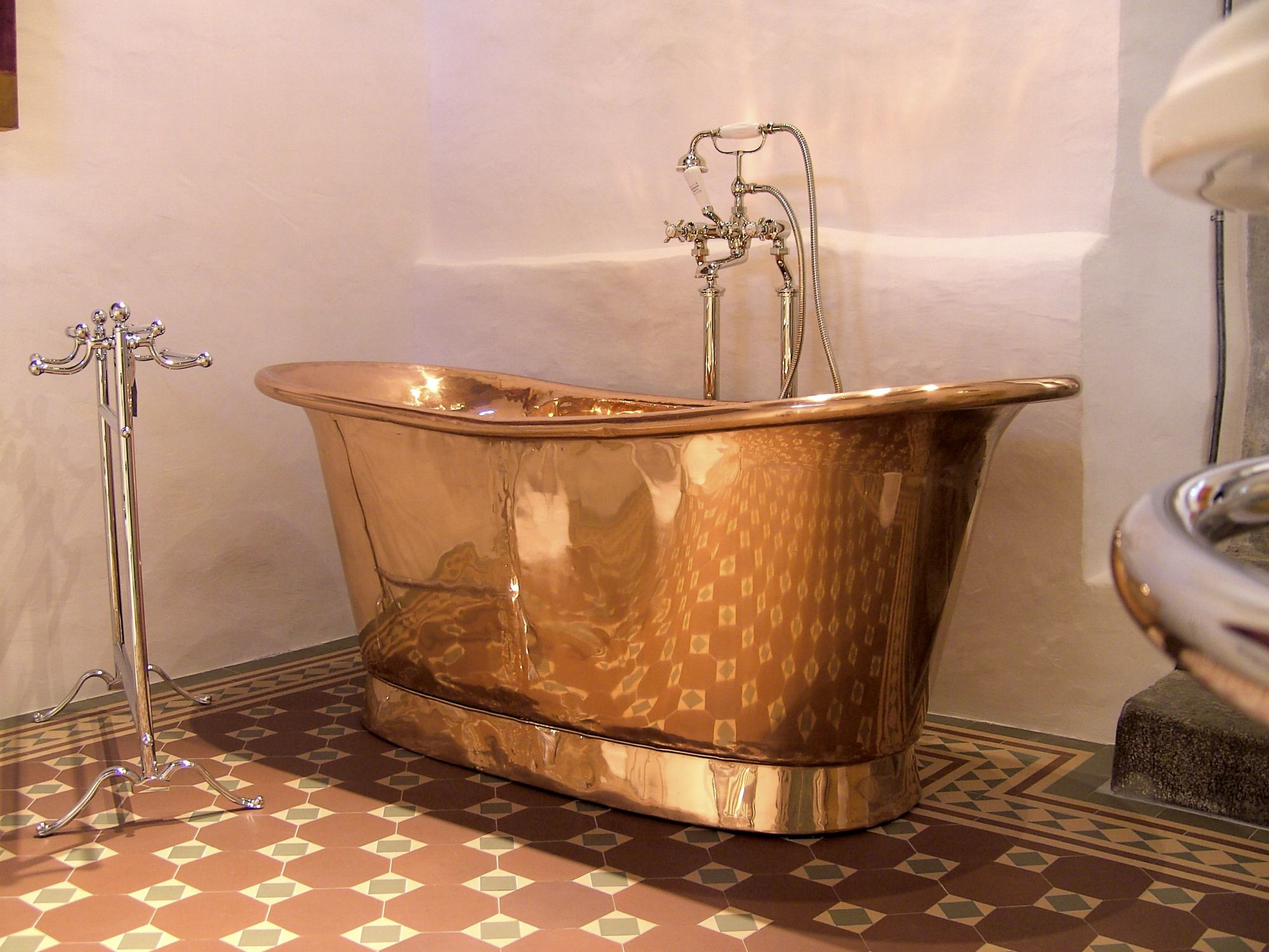 Kupfer & Messing Archives – TRADITIONAL BATHROOMS