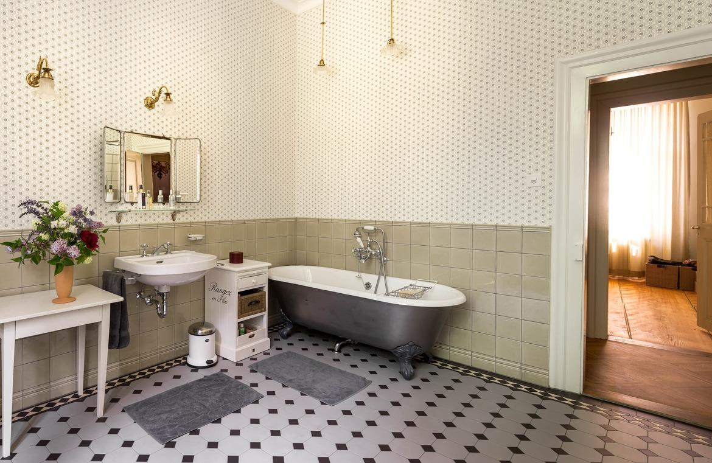 Viktorianisches Badezimmer