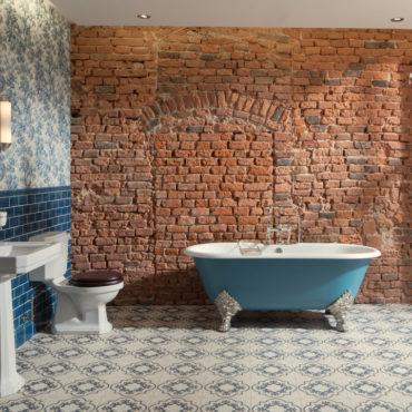 Badezimmer klassischer Stil