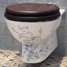 SOMERSET GARDEN WC wandhängend