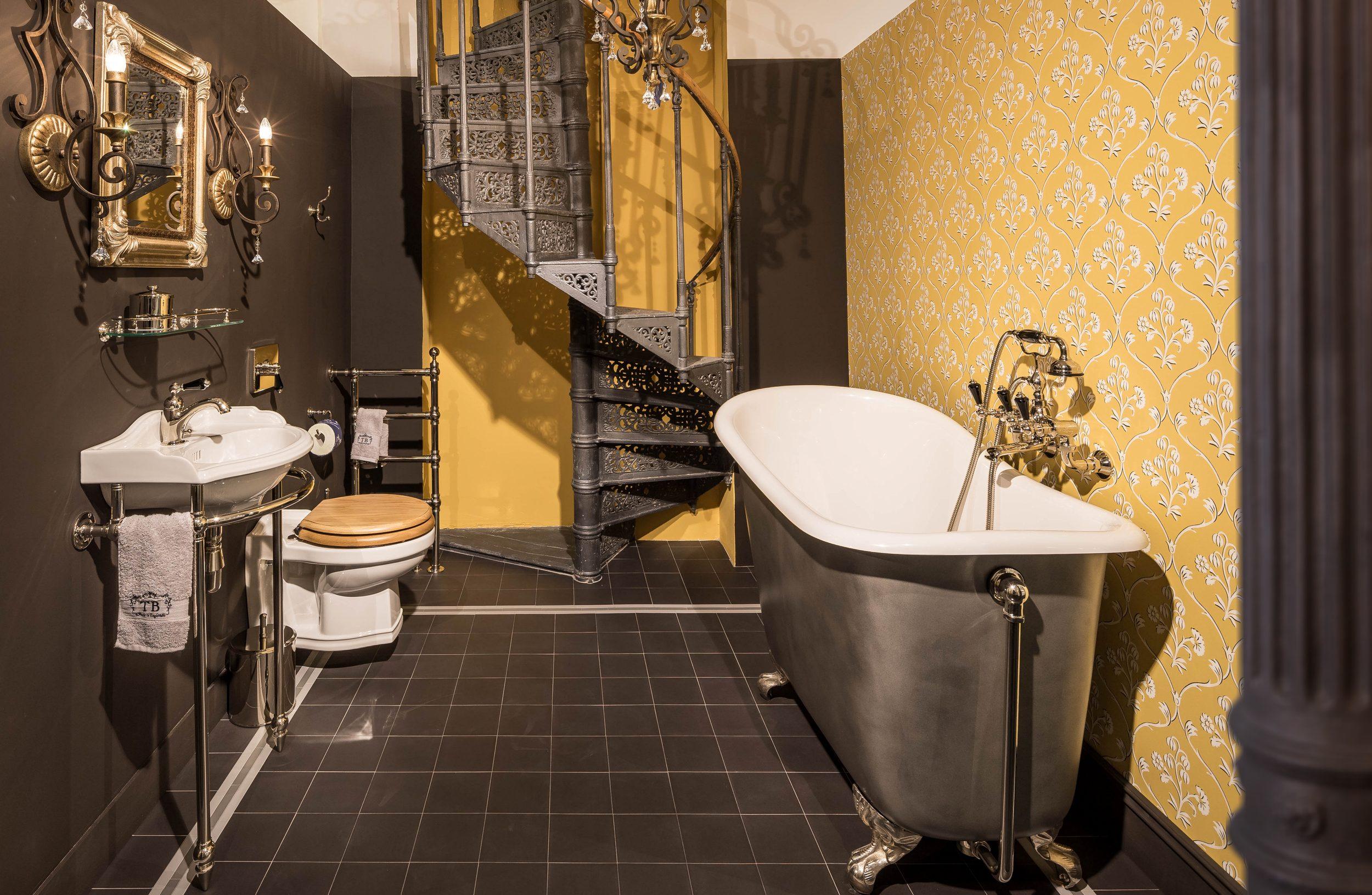TRADITIONAL BATHROOMS - Zeitlos schöne Badezimmer