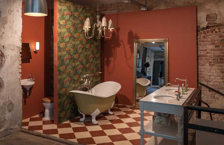 Badezimmer im Nostalgie Stil – TRADITIONAL BATHROOMS