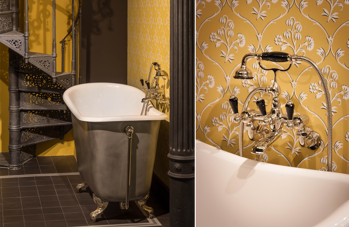 Vintage Badezimmer – TRADITIONAL BATHROOMS