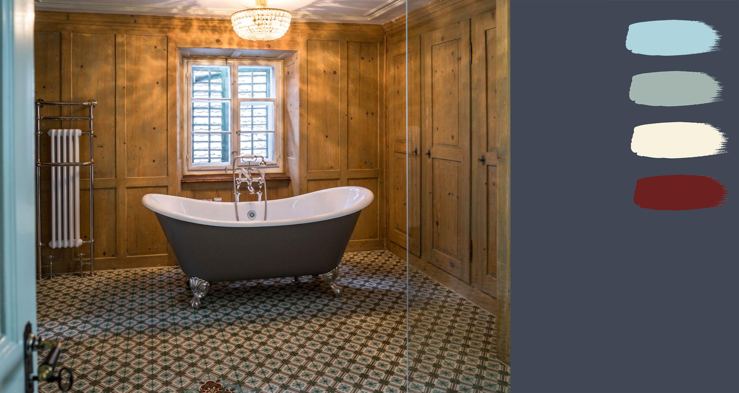 Traditional Bathrooms Zeitlos Schone Badezimmer