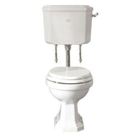 WC im Retro Stil