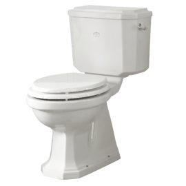 Retro Toilette