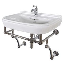Klassisches Konsolen Waschbecken