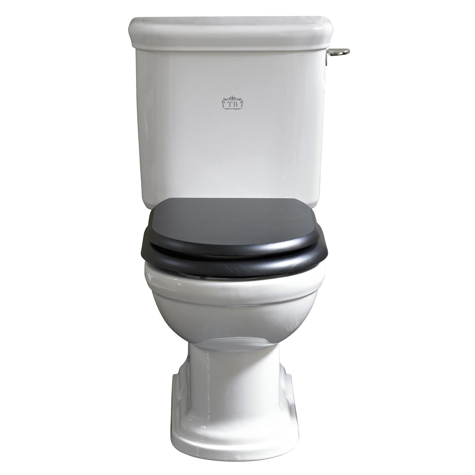 Extrem CAMDEN WC-Kombination mit aufgesetztem Spülkasten – TRADITIONAL WB72