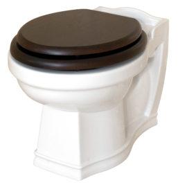 Nostalgie WC wandhängend