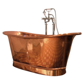 Kupfer Badewanne Cuprosa