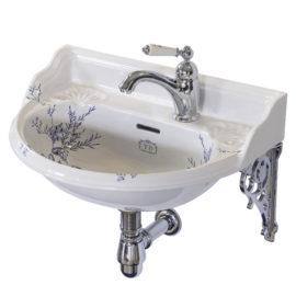 Jugendstil Handwaschbecken Somerset Garden TB-SG-041