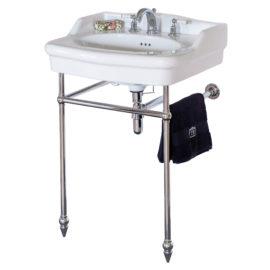 Traditionelles Waschbecken