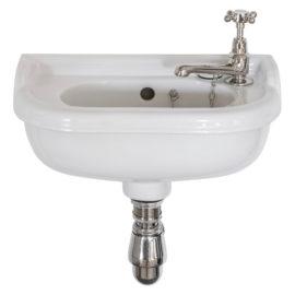 Traditionelles Handwaschbecken