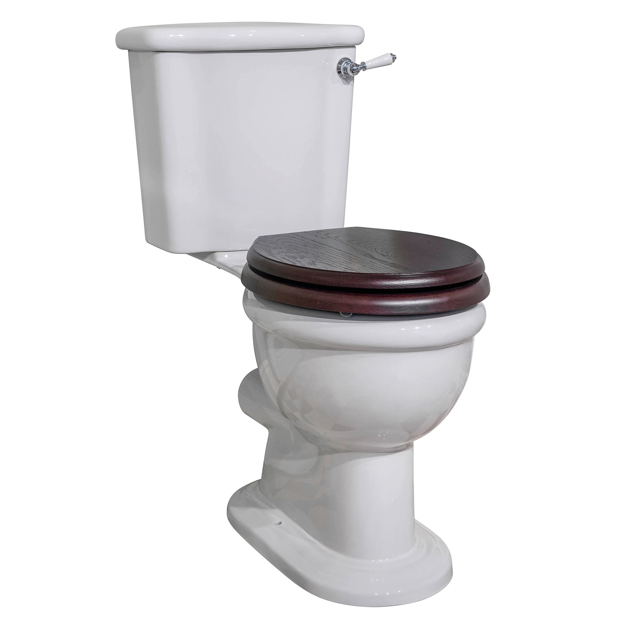 Favorit HELEN WC-Kombination mit aufgesetztem Spülkasten – TRADITIONAL OB21