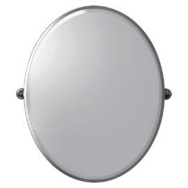 Retro Badezimmer Spiegel oval TB6383