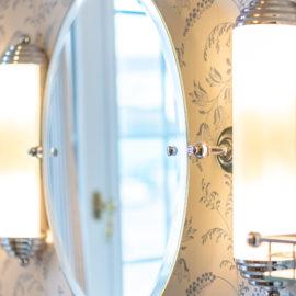 Art Deco Badezimmer Wandlampe