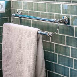 Vintage Handtuchhalter