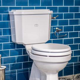 Nostalgie WC Kombination Bristol CS-BR-WC