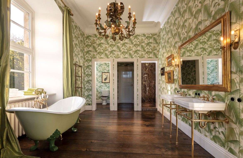 Luxus Vintage Badezimmer