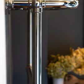 Englischer Handtuchwärmer Detail