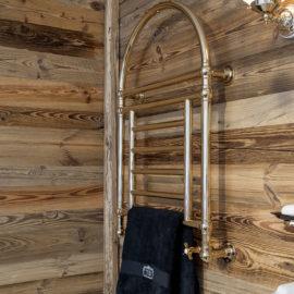 Klassischer Handtuchwärmer Modell ARCHANGEL
