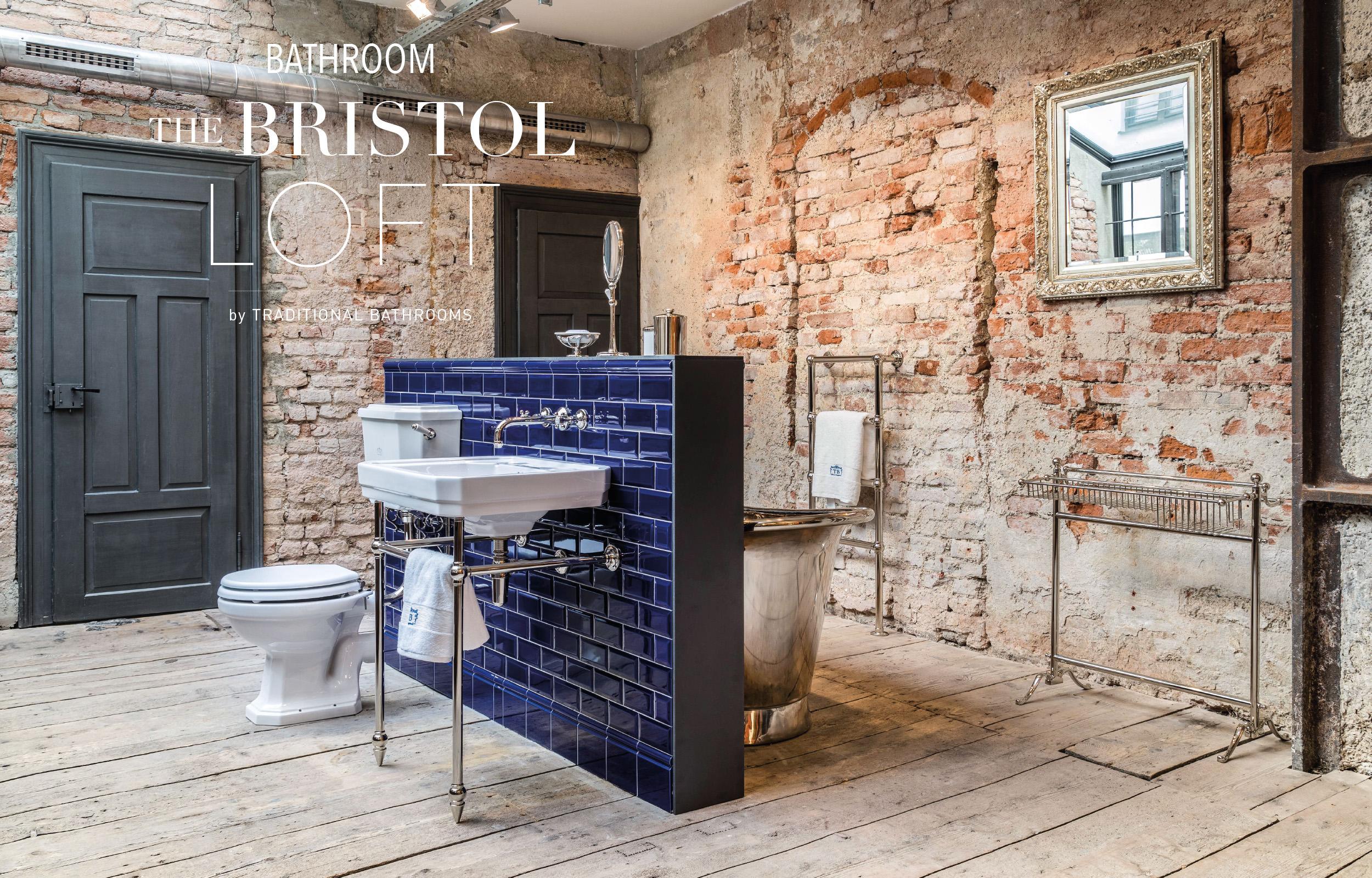 Badezimmer Industriedesign