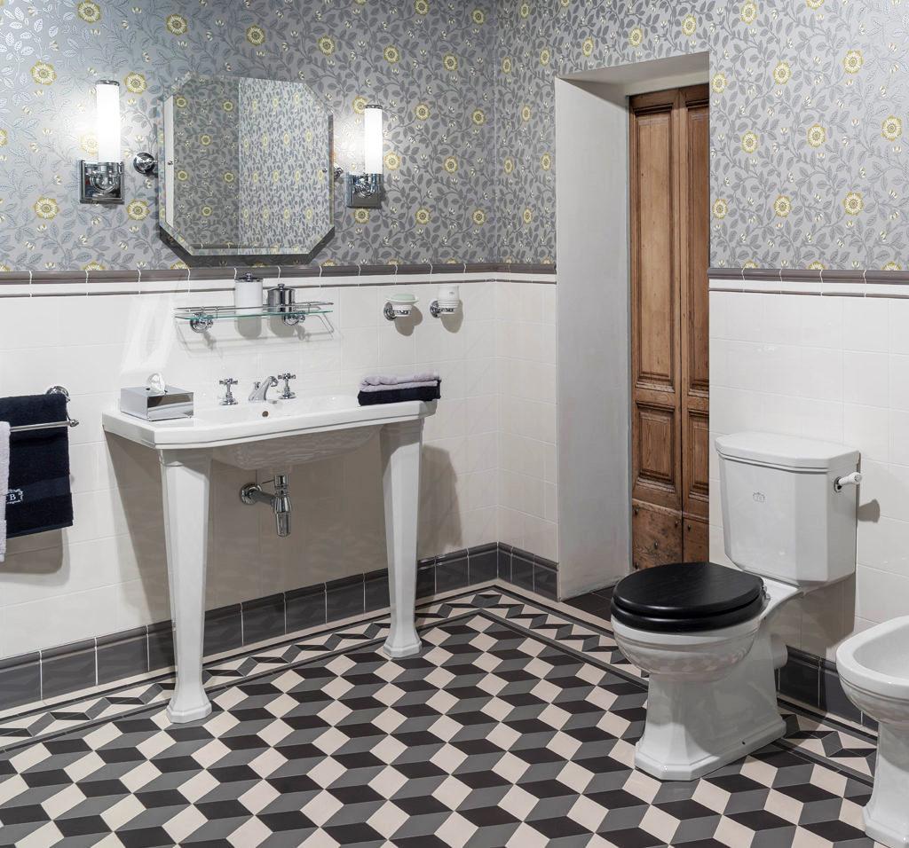 Art Deco Badezimmer