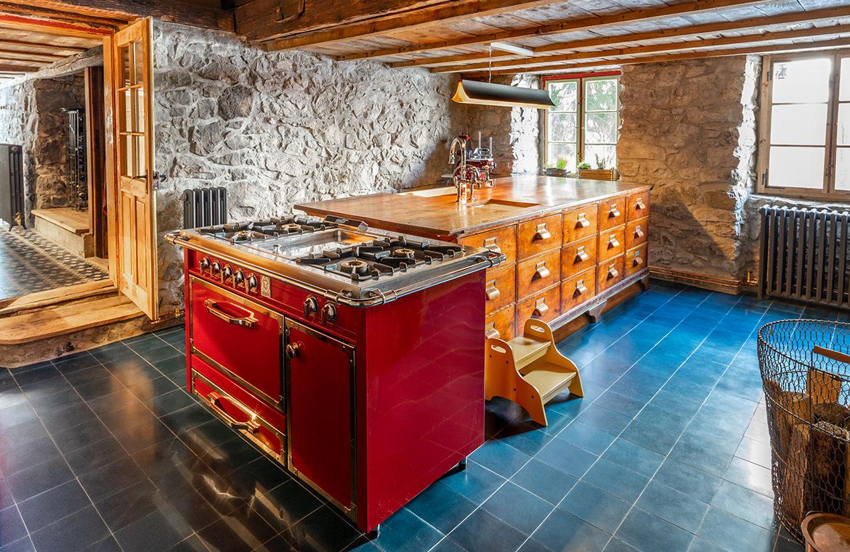 Küchenarmaturen nostalgisch