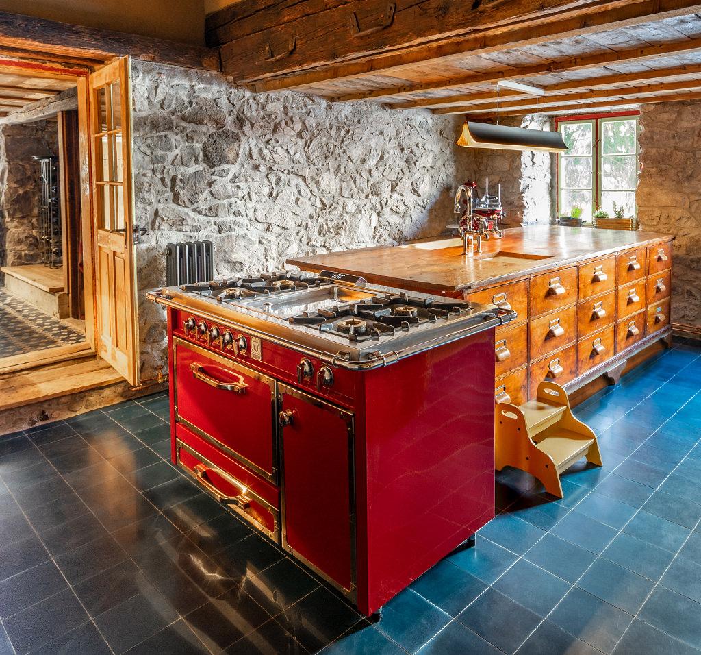 Nostalgie Küchenarmaturen