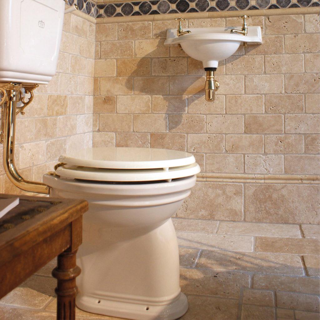 Antik Badezimmer WC Liverpool