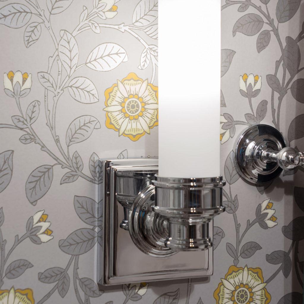 Art Deco Badezimmer Motivtapete