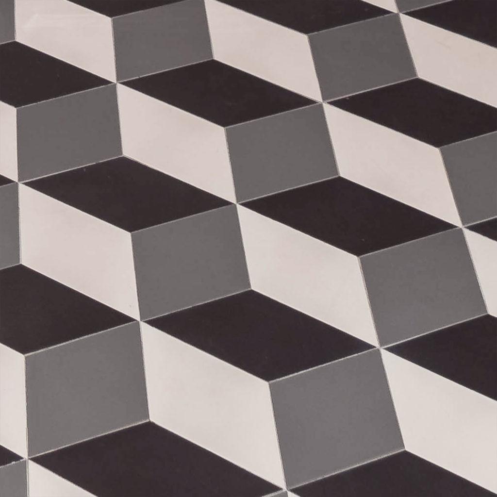 Art Deco Badezimmer Victorian Floor Tiles