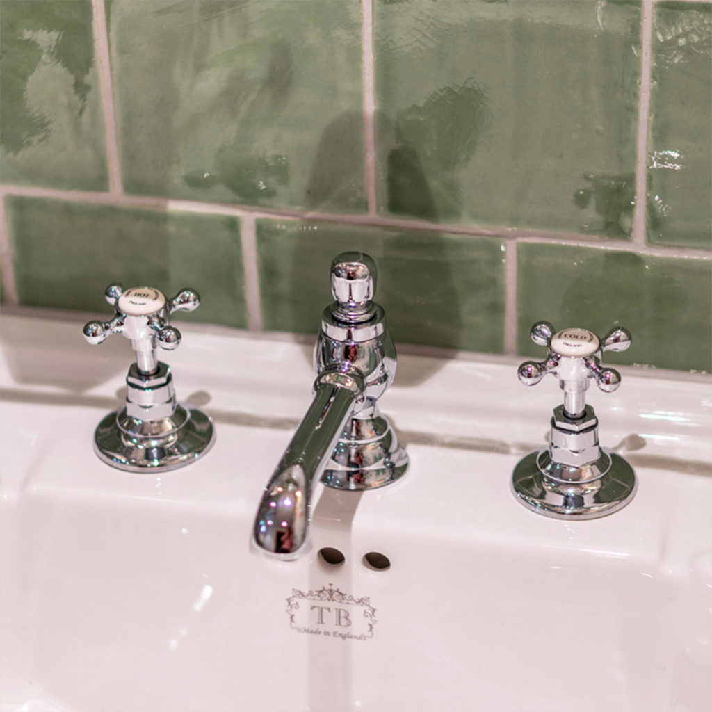 Vintage Style Badezimmer Armaturen