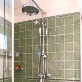 Retro Style Badezimmer Vintage Duscharmaturen