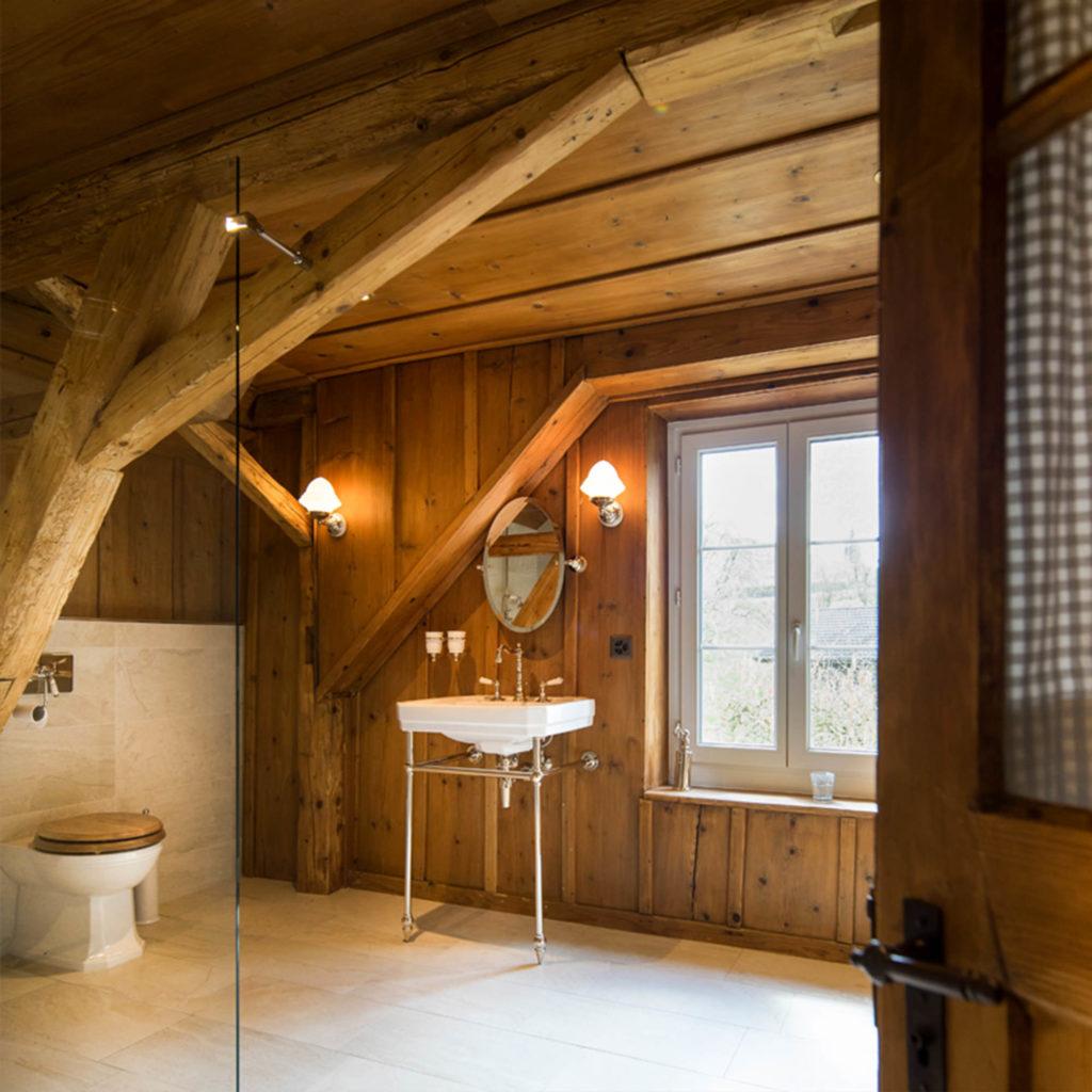 Traumhaftes Badezimmer im Landhausstil