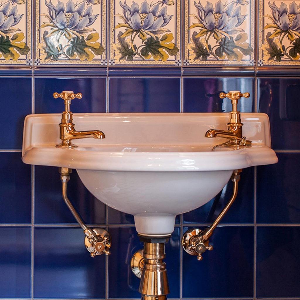 Vintage Handwaschbecken