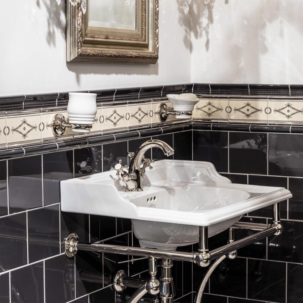 Classic Style Badezimmer Vintage Waschtisch