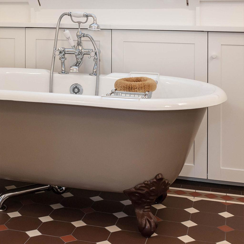Nostalgie Badezimmer Englische Badewanne