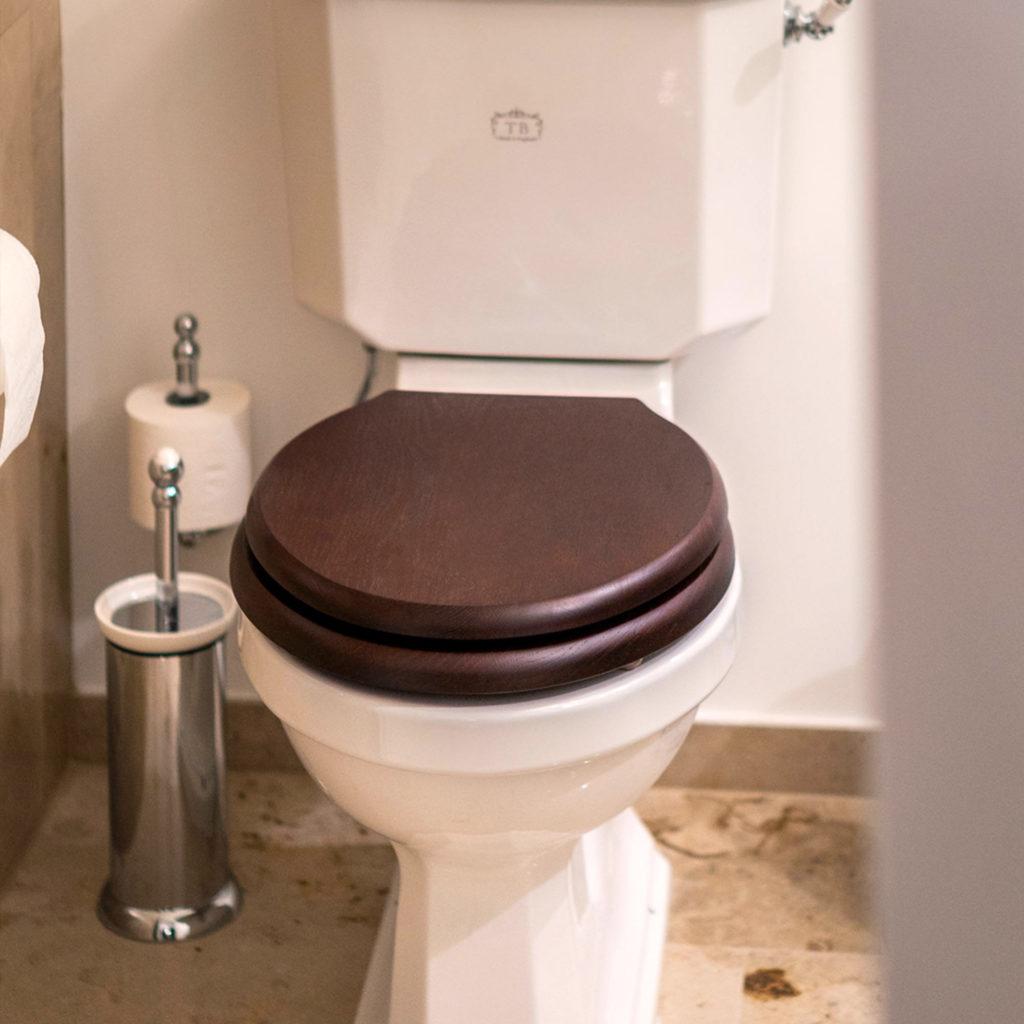 Art Deco Nostalgie WC