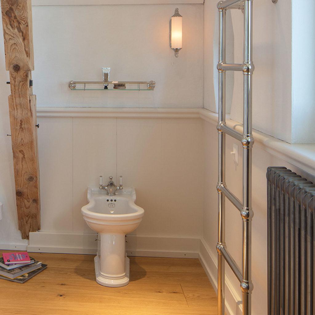 Retro Stil Badezimmer Vintage Bidet