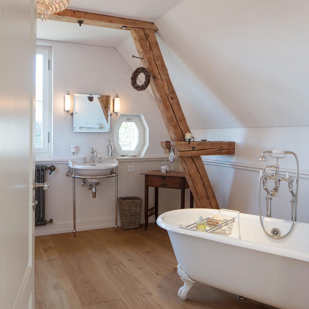 Retro Stil Badezimmer