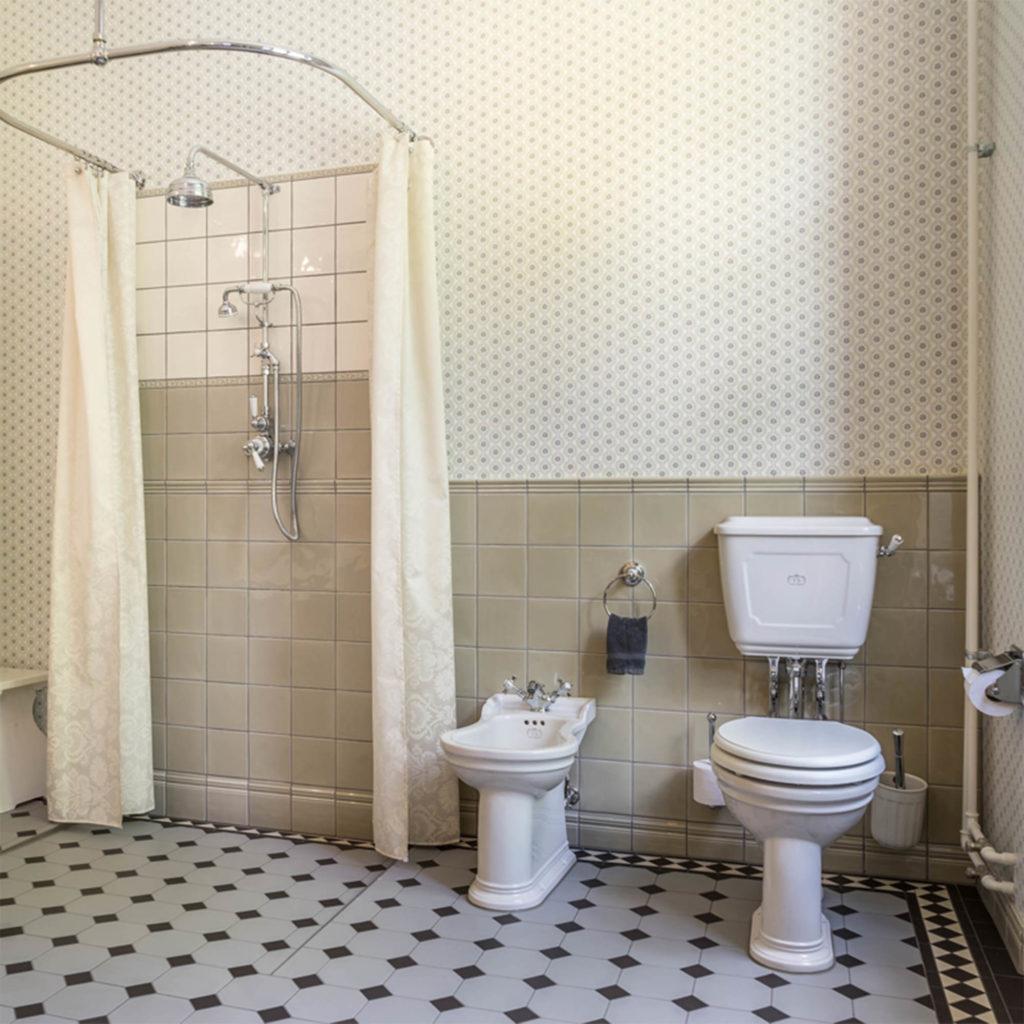 Viktorianisches Bad