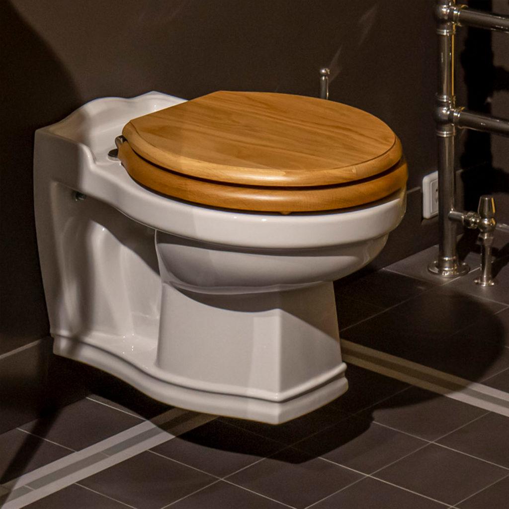 Nostalgie WC