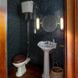 Vintage Stil WC